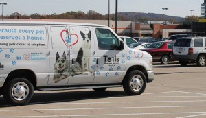 TAILS_Humane_Society_transport_vehicle